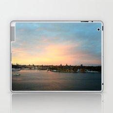 Stockholm Sunset Laptop & iPad Skin