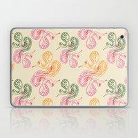 TWIN SNAKES Laptop & iPad Skin
