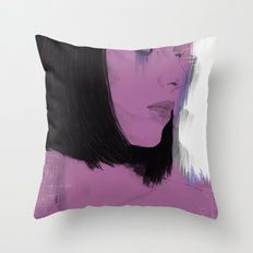 Striking Distance Throw Pillow