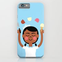 iPhone & iPod Case featuring One Scoop or Two? by Mouki K. Butt