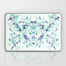 Kaleidoscopic print illustration  Laptop & iPad Skin
