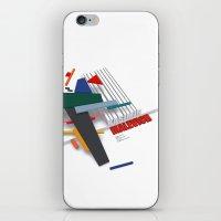 Malevich 3D iPhone & iPod Skin