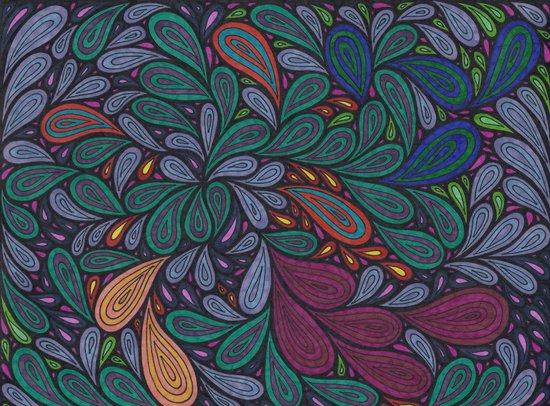 Mating Patterns  Art Print