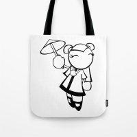 Kawaii Doll Umbrella Tote Bag