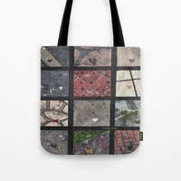 Love on the ground Tote Bag