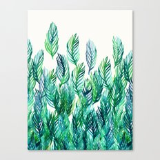 Jungle Rising  Canvas Print