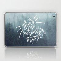 Never Lose  Laptop & iPad Skin