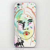 Sherona Dandy iPhone & iPod Skin