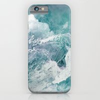 Abstract Landscape iPhone 6 Slim Case