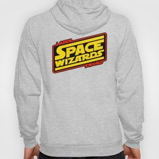 LASER SWORD SPACE WIZARDS Hoody