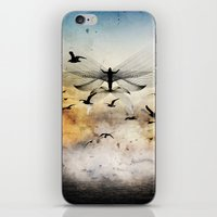 Salute The Morning iPhone & iPod Skin