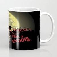 300 Ewoks Mug