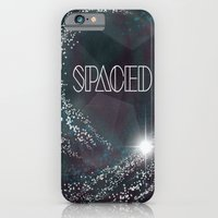 iPhone Cases featuring SPACED by Francesca Soler