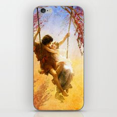 The Spring of Our Love iPhone & iPod Skin
