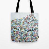 Hill. Tote Bag