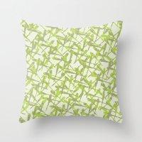 Untitled I | Manzana Throw Pillow