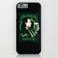iPhone & iPod Case featuring Asgardian Absinthe by WinterArtwork