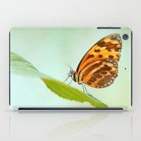 Butterfly Love iPad Case