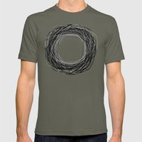 Endless (Invert) Mens Fitted Tee Lieutenant SMALL