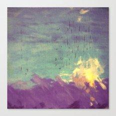 salted air Canvas Print