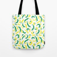 Full Colours green and yellow Summer 2013  Tote Bag