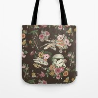 Botanic Wars Tote Bag