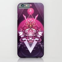 iPhone & iPod Case featuring Ronin (EVO) by Andre Villanueva