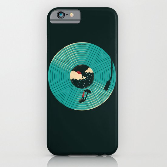 Songs for a Rainy Day iPhone & iPod Case