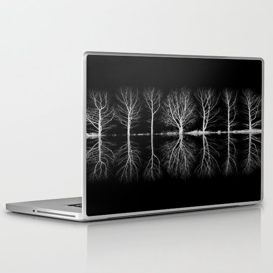 Echo In The Trees Laptop & iPad Skin