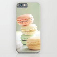 Pretty Macarons Slim Case iPhone 6s