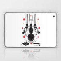 SELF-CONQUEST Laptop & iPad Skin