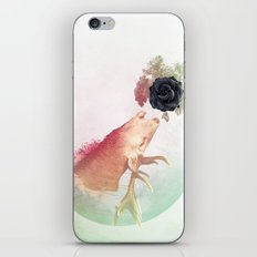 Deer Howling for NATURE!  iPhone & iPod Skin
