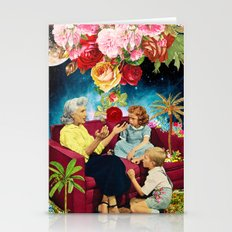 Gardening Stories 1 Stationery Cards