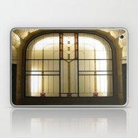 Candle Glass Laptop & iPad Skin