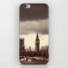 Sherlock Lives iPhone & iPod Skin