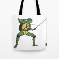 Leonardo Tote Bag