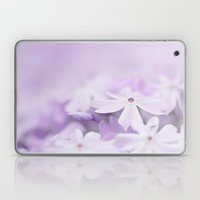Purple Phlox Laptop & iPad Skin