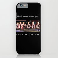 "iPhone & iPod Case featuring Sam Smith ""He'll never Love you Like I can, can, can"" by Annette Jimerson"
