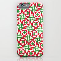 Christmas Stars iPhone 6 Slim Case