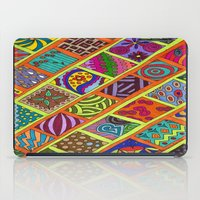 Boxes iPad Case