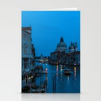 Dusk of St. Marks Stationery Cards