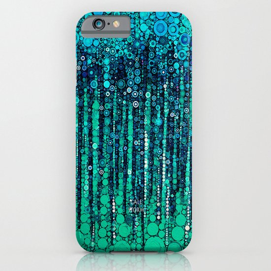 :: Blue Ocean Floor :: iPhone & iPod Case