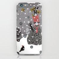 Snow Magician iPhone 6 Slim Case