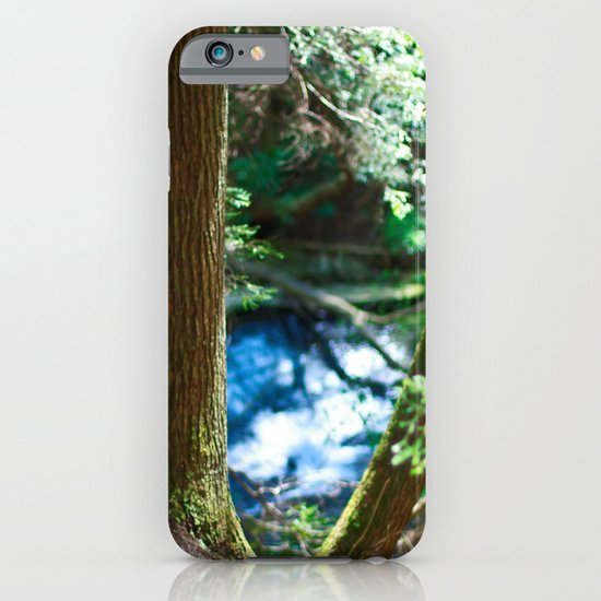 Spring Hike iPhone & iPod Case