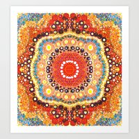 Searching For Infinity Art Print