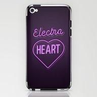 Electra Heart - Marina A… iPhone & iPod Skin