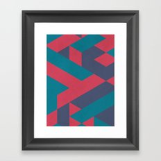 Abstract 22 Framed Art Print