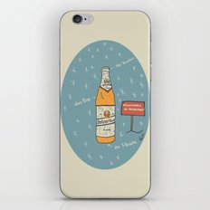 Berliner Kindl iPhone & iPod Skin