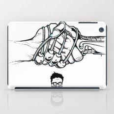 Handholding iPad Case