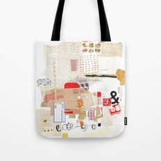 Flea Market Tote Bag